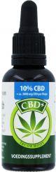 Jacob Hooy CBD+ / Hennepolie (10%) 10 ml
