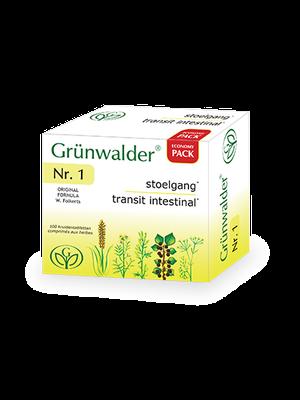 Grunwalder Stoelgang Nr.1 60 Tabletten