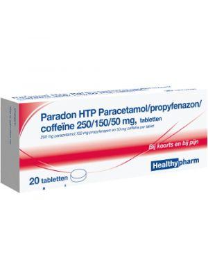 Healthypharm Paradon HTP 20 Tabletten