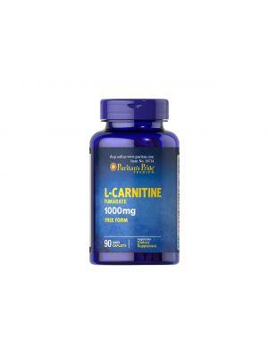 Puritan's Pride L-Carnitine 1000 mg 90 Capsules 18714
