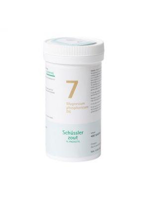 Schussler zout pfluger nr 7 Magnesium Phosphoricum D6 400 Tabletten Glutenvrij