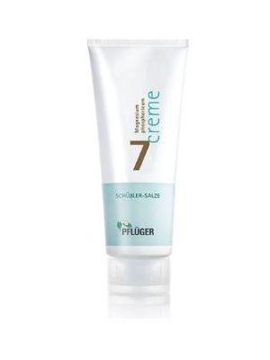 Schussler zouten Creme nr. 7 Magnesium Phosphoricum D4 75 ml Pflüger