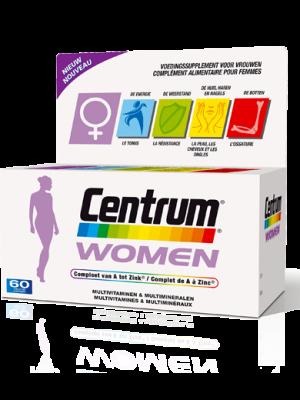 Centrum Women Compleet van A tot Zink 30 tabletten
