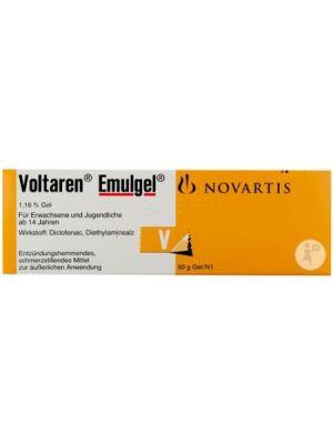 Novartis Voltaren gel 1,16% 100 gr