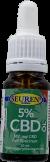 Seuren Nutrients CBD Olie (5%) Full spectrum | Hennepolie 10 ml