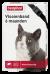 Beaphar vlooienband kat zwart 35 cm