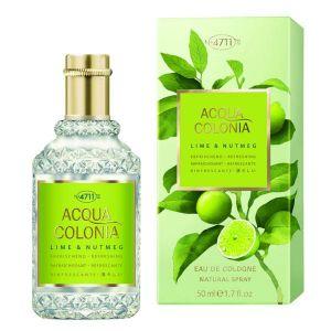 Acqua Colonia Lime & Nutmeg edc 170ml