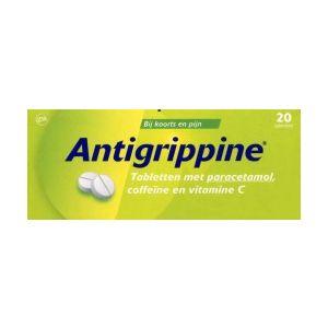 Antigrippine 20 Tabletten
