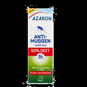 Azaron Anti-Muggen Spray 50% DEET 50ml