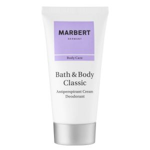 Marbert Bath & Body Deodorant Antiperspirant cream 50 ml