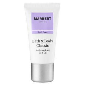 Marbert Bath & Body Deodorant Antiperspirant Roll-on 50 ml