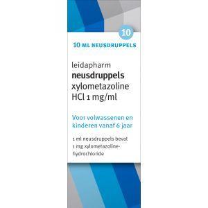 Neusdruppels 10 ml  Leidapharm®