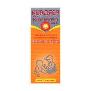 Nurofen kinder suspensie 100 ml