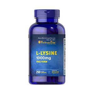 Puritan's Pride L-lysine 1000 mg 250 Tabletten 6013