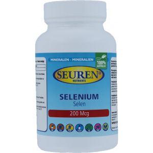 Seuren Nutrients Selenium 200 mcg 100 Tabletten