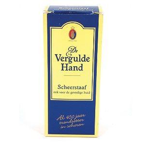 De vergulde hand Scheerstaaf 75 g