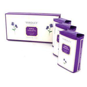 Yardley lavendel zeep 3 x 150 gr.