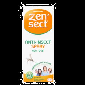 Zen'sect Anti Insecten Spray 40% Deet 60 ml